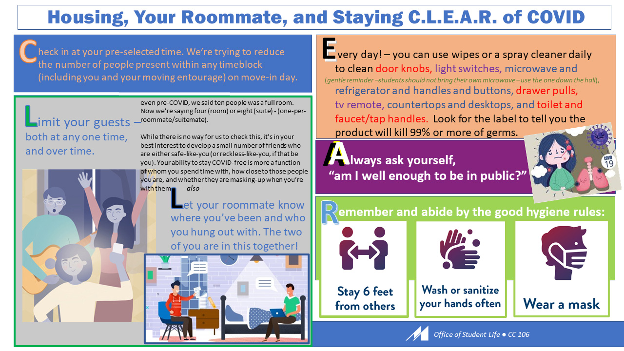 Housing, roommate, saying CLEAR poster 07-10-2020.jpg