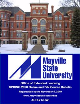 Spring 2020 Bulletin
