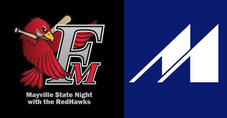 Enjoy an F-M RedHawks game with your Mayville State friends