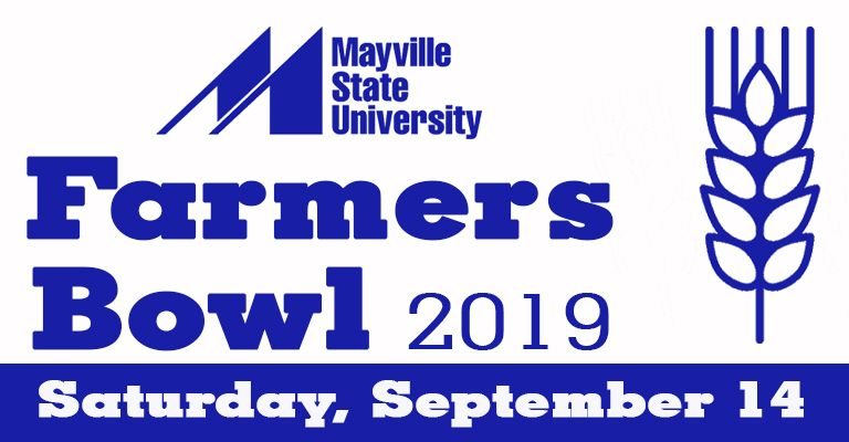 Mayville State University Farmers Bowl festivities planned for September 14