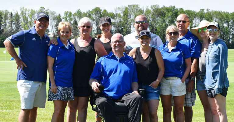 Harvey McMullen Memorial Golf Tournament held July 12